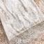 เดรสผ้าลูกไม้สีขาว แต่งด้วยดิ้นเล็กๆๆสีทองและสีขาว ทั้งตัว เปิดไหล่ แขนยาว ทรงตรง เข้ารูปช่วงเอว thumbnail 19