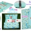 Grace kids ชุดที่นอนปิคนิกเด็ก (30x50นิ้ว)TsumTsum Hanging friends thumbnail 2