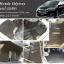 พรมปูพื้นรถยนต์ Honda Odyssey ไวนิลสีดำ