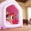 เต็นท์เป่าลม Pricess Play House (Intex-48635) thumbnail 8