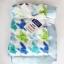 ผ้าห่ม Hudson Baby Satin Blanket ลาย Houndstooth thumbnail 6