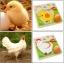 จิ๊กซอว์ไม้แม่ไก่ออกไข่ thumbnail 8
