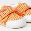 รองเท้าเด็กปลาวาฬสก๊อตสีส้ม[พื้นยาง] thumbnail 3