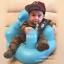 เบาะหัดนั่งเป่าลมมีรองคอ บีบมีเสียง [เด็กอายุ 3 เดือนขึ้นไป] thumbnail 9
