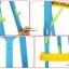 ชุดกระดานแม่เหล็ก+กระดานดำ Learning Easel 3in1 thumbnail 19