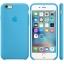 เคสซิลิโคน iPhone 6 Plus / 6s Plus - สีฟ้า ( Original ) thumbnail 2