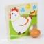 จิ๊กซอว์ไม้แม่ไก่ออกไข่ thumbnail 6