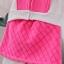 BabyCity ชุดเสื้อมีฮูทพร้อมกางเกงกระโปรงสไตล์มินนี่ thumbnail 17