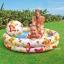สระน้ำเป่าลมพร้อมห่วงยางและลูกบอล [Intex-59460/59469] thumbnail 6