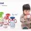 เซตถ้วยหลอดดูดกันสำลักพร้อมถ้วยฝึกดูด Richell Straw training mug & Clear straw bottle mug thumbnail 7
