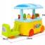 รถเข็นไอศกรีมห่านน้อย Huile Colorful Ice-Cream Cart thumbnail 4