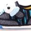 [รุ่นบุเนื้อนิ่ม ลายช้าง] รองเท้าเด็ก XTmiffy thumbnail 8