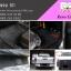 พรม6D Rovo Cab สีดำด้ายฟ้า