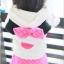 BabyCity ชุดเสื้อมีฮูทพร้อมกางเกงกระโปรงสไตล์มินนี่ thumbnail 13