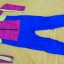 ชุดว่ายน้ำเด็กบอดี้สูท แบบแขนยาว ขายาว ท่อนบนสีชมพูแถบเหลือง ท่อนล่างสีฟ้า มีซิบหน้า น่ารักสดใส thumbnail 3