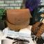 CHARLES & KEITH WEAVE DETAIL SADDLE BAG กระเป๋าสะพายทรงสวยเก๋ thumbnail 2