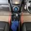ยางปูพื้นรถยนต์ D-max 4D 2017 ธนูครีมขอบแดง