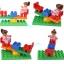 เก้าอี้เลโก้ ลายสัตว์ Intellect Block thumbnail 18