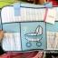 กระเป๋าสัมภาระคุณแม่ลายรถเข็น ขนาดใหญ่ thumbnail 26