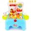 ชุดเก้าอี้ไอศกรีมพกพา Super Market Play Set 39 ชิ้น thumbnail 6