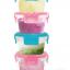 ชุดเก็บอาหารฝาล็อคพร้อมช้อน 7ออนซ์ Nanny Baby Food Container Set+Spoon thumbnail 8