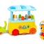 รถเข็นไอศกรีมห่านน้อย Huile Colorful Ice-Cream Cart thumbnail 8