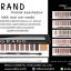odbo grand palette eyeshadow od245 โอดีบีโอ แกรนด์ พาเลท อายแชโดว์ thumbnail 2