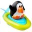 เรือปั่นลอยน้ำ [Sassy Pull and Go Boat Bath Toy] thumbnail 19