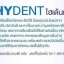 Hydent ยาสีฟันไฮเด็นท์ thumbnail 4