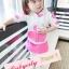 BabyCity ชุดเสื้อมีฮูทพร้อมกางเกงกระโปรงสไตล์มินนี่ thumbnail 9