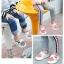 รองเท้าเด็กทรงสปอร์ต Fashion [พื้นยาง] thumbnail 26