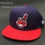 หมวก New Era MLB Cleveland Indians Youth Snapback thumbnail 1