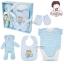 ชุดของขวัญเสื้อผ้าพร้อมตุ๊กตา 4 ชิ้น TomTom joyful (เด็กอายุ 0-6 เดือน) thumbnail 3