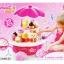 รถขายไอศกรีม Sweet Shop Luxury Candy Cart 39 ชิ้น thumbnail 16