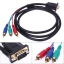 VGA to 3 RCA Component Cable Adapter thumbnail 1