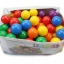 ลูกบอลหลากสี 100ลูก ขนาด 6ซม. INTEX thumbnail 11