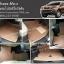 พรมปูพื้นรถยนต์ Isuzu Mu-x ไวนิล สีโอวัลติน