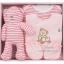 ชุดของขวัญเสื้อผ้าพร้อมตุ๊กตา 4 ชิ้น TomTom joyful (เด็กอายุ 0-6 เดือน) thumbnail 10