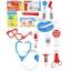ชุดโต๊ะคุณหมอพร้อมตุ๊กตา Doctor Play Set 28+pcs thumbnail 13