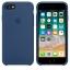 เคสซิลิโคน iPhone 7 8 Plus สีบลูโคบอลต์ ( Original ) thumbnail 4