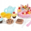 ชุดตัดเค้กมีเพลงวันเกิด DIY Fruit Cake thumbnail 3