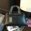 NEW Arrival! GUESS CROC LEATHER BOWLING BAG thumbnail 1