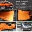 ยางปูพื้นรถยนต์ Ford Ecosport 2014 ลายจิ๊กซอร์ สีส้ม