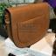 CHARLES & KEITH WEAVE DETAIL SADDLE BAG กระเป๋าสะพายทรงสวยเก๋ thumbnail 3