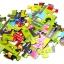 บล็อคสร้างเมือง 83 ชิ้น Puzzle Blocks thumbnail 7