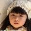 ผ้าคาดผม ลูกไม้ลายดอกกุหลาบ สีครีม thumbnail 4