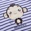 ชุดเสื้อลายทางพร้อมกางเกง Monkey thumbnail 5