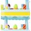 รถเข็นไอศกรีมห่านน้อย Huile Colorful Ice-Cream Cart thumbnail 15
