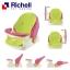 เก้าอี้อาบน้ำปรับนอนได้ Richell Baby Bath Chair thumbnail 4