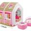 เต็นท์เป่าลม Pricess Play House (Intex-48635) thumbnail 3